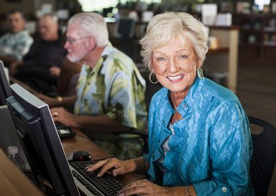 Back to School: The Benefit of Lifelong Learning for Retirees