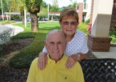 Why We Chose The Estates: Bill and Phyllis Gabler